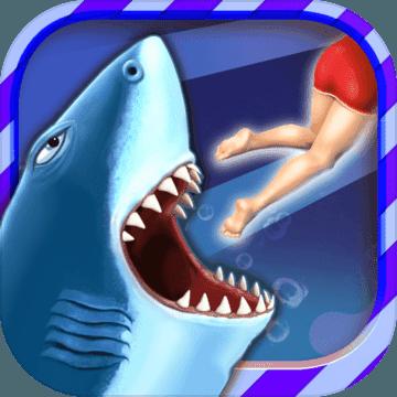 饥饿鲨进化黑魔法鲨破解版