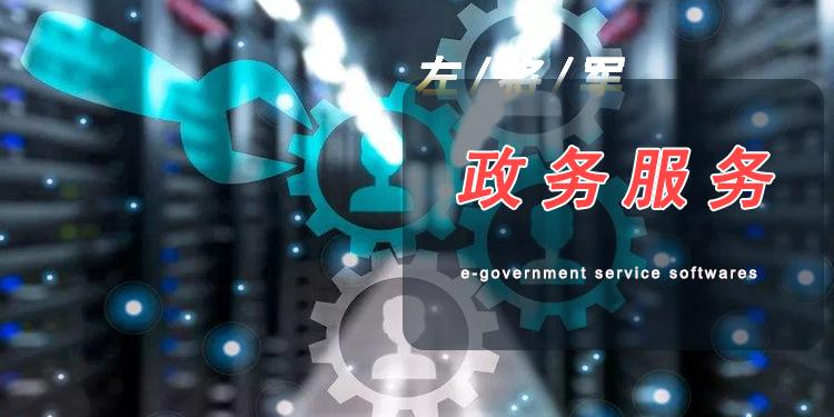 政务服务软件大全