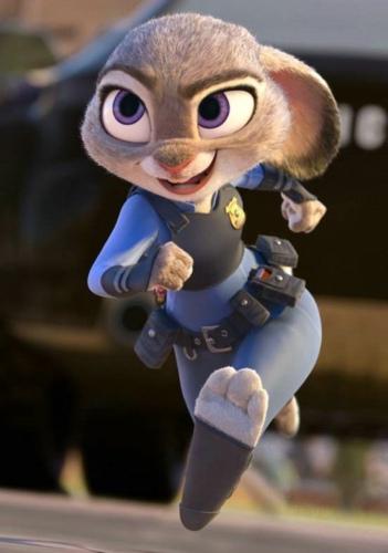 抖音我将来要当一个兔子警官是什么梗