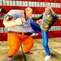 胖子摔跤超级格斗