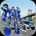 警察机器人汽车模拟手机版