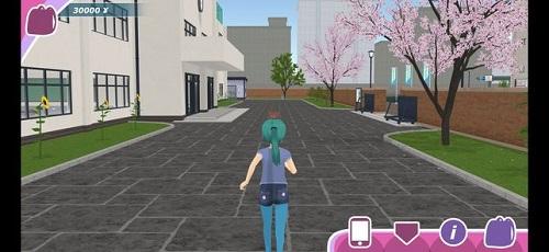 少女都市3D全地图解锁版