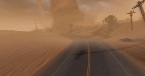 《黎明觉醒》金色沙漠地图详细介绍