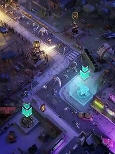霓虹城的幸存者手机版